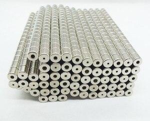 Image 2 - 500 шт.! Фурнитура для ювелирных изделий своими руками 6x6 мм Магнитная застежка для браслета застежка для шеи