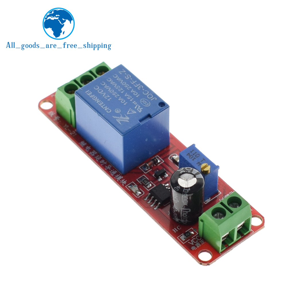 Tzt Ne555 Pulse Frequency Duty Cycle Square Wave Rectangular Ic Ne555p 555 Dip 8 Timers New High Quality Integrated Circuit Timer Switch Adjustable Module Time Delay Relay Dc 12v Shield 0
