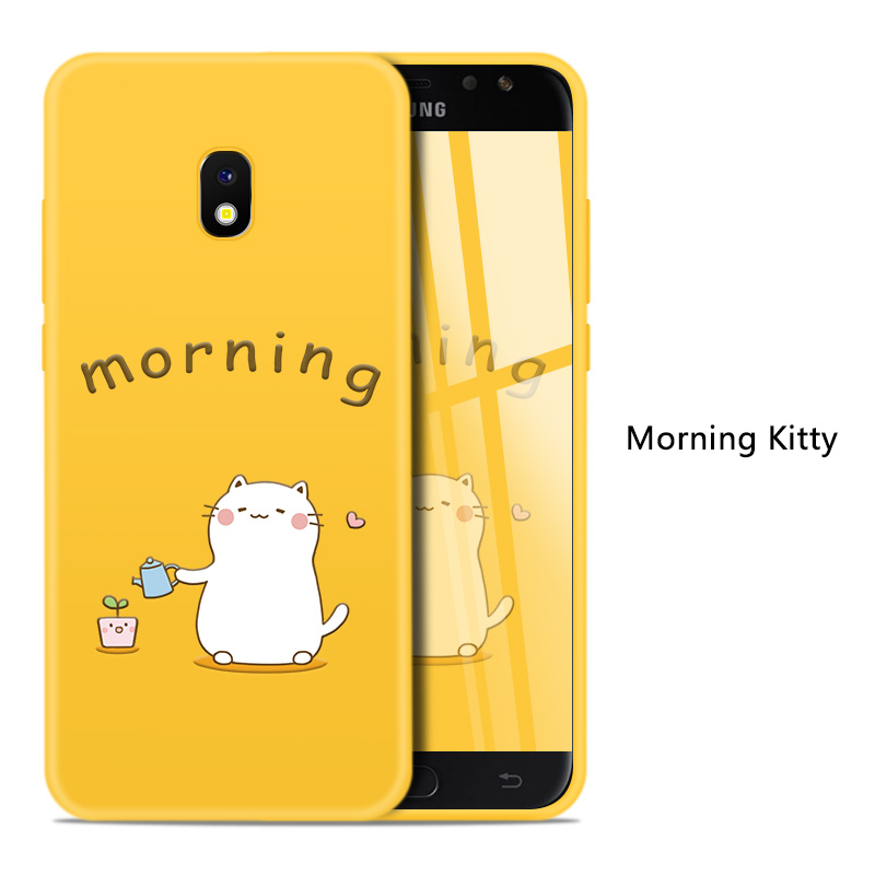 ASINA Silicone Case For Samsung Galaxy J7 2017 Case 3D Animal Relief Cover For Galaxy J8 2018 Bumper Shockproof Phone Case Coque