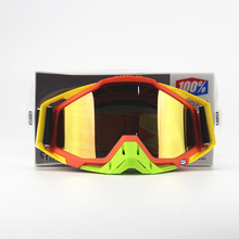 2016 New Unisex 100% mannequin Ski goggles Motocross goggles motobike Outside ski biking Windproof dustproof ski browsing glasses