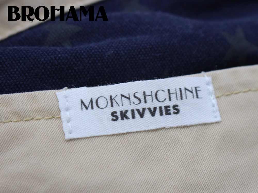 ป้ายเย็บผ้า,ที่กำหนดเองป้ายแบรนด์,ป้ายเสื้อผ้า,ที่มีคุณภาพสูงพิมพ์ป้าย(MD058)