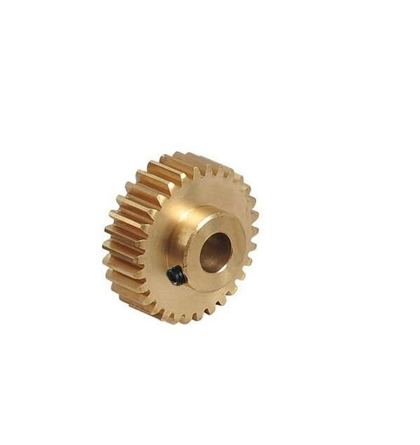 0.5 Modulus 20T-39T Copper Gear Micro Gears For Mini Motor And Precision Model