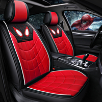 New Universal Leather car seat cover For suzuki grand vitara 2007 2008 accessories car seat covers set PU leather seats