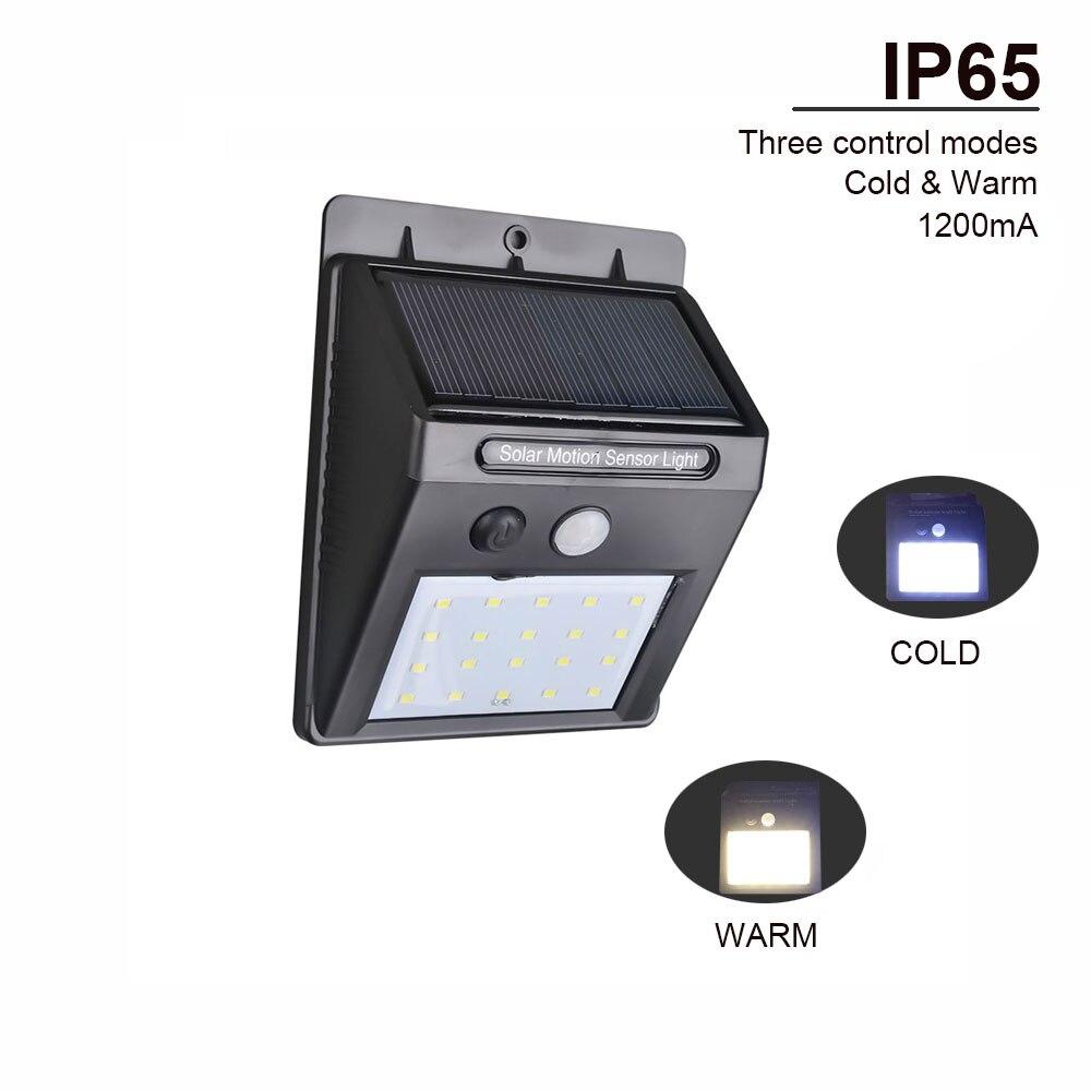 35 leds 30 ledsLED Solar Licht Wasserdichte IP55 Led Sensor Solar Power Outdoor Licht Pfad Dach Korridor Wand Lampe Spot beleuchtung