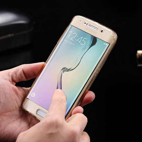 360 Siliconen Case Voor Samsung Galaxy S8 Cover Front Terug Soft TPU Case S9 Plus S7 Rand J4 J6 A6 a8 2018 A3 A5 A7 2017 J3 J5 J7