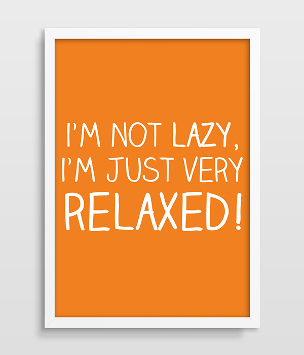 Aliexpresscom Buy Typographic Print Funny Office Poster