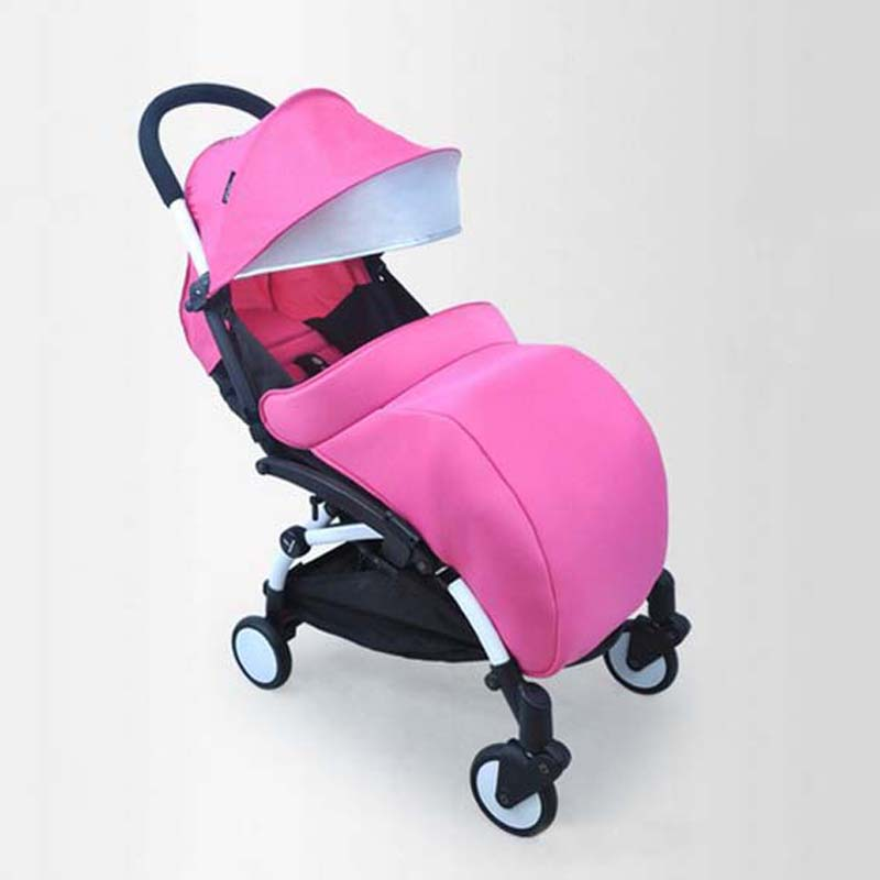 Baby Stroller Foot Care Universal Baby Stroller Accessories Warm 300D Cloth and Warm Cotton Muff Buggy