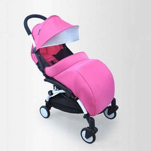 Baby Stroller Foot Care Universal Baby Stroller Accessories Warm 300D Cloth and Warm Cotton Muff Buggy Pushchair Pram Foot Cover