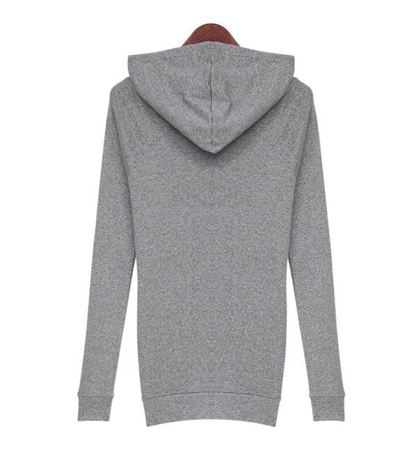 Frauen Sweatshirt Baseball Jacke Casual Rock SuitsTracksuits Hoodies - Damenbekleidung - Foto 3