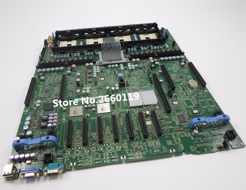 Server mainboard for R900 X947H TT975 OC284J F258C C764H motherboard Fully tested