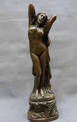 Antique bronze pur cuivre laiton 17
