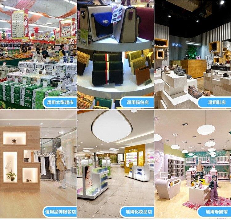 58 кГц eas антенной системы am защита от кражи устройства для розничных магазинов, супермаркет охранник со звуком и светом
