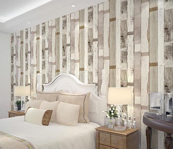 Habitacion papel pintado cool cmo decorar una habitacin for Papel de pared dormitorio