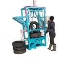 Load Tyre Pressing Tire Machine Tyre Tripling Machine Packing Machine