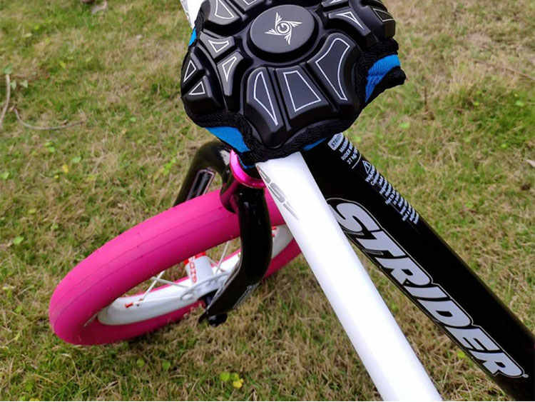 Anti Collision Sleeve Safe Balance Bike Stem Universal Protective Cover Children