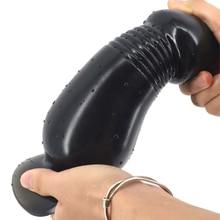 HUGE 71mm Diameter Female Manual Sex Artifical Dildo Women Sex Toys Horse Penis Vagina Plug