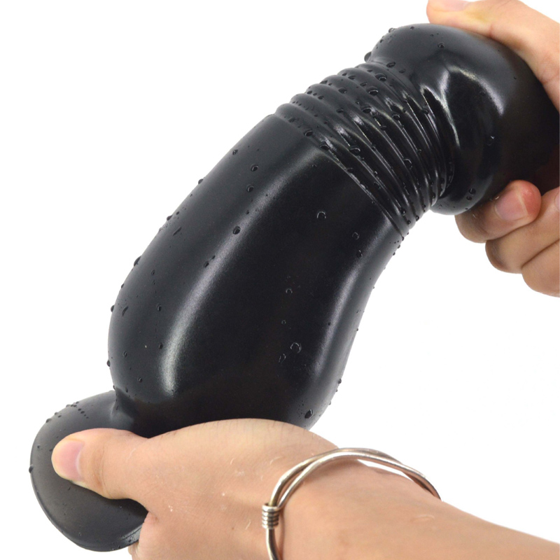 HUGE 71mm Diameter Female Manual Sex Artifical font b Dildo b font Women Sex Toys Horse