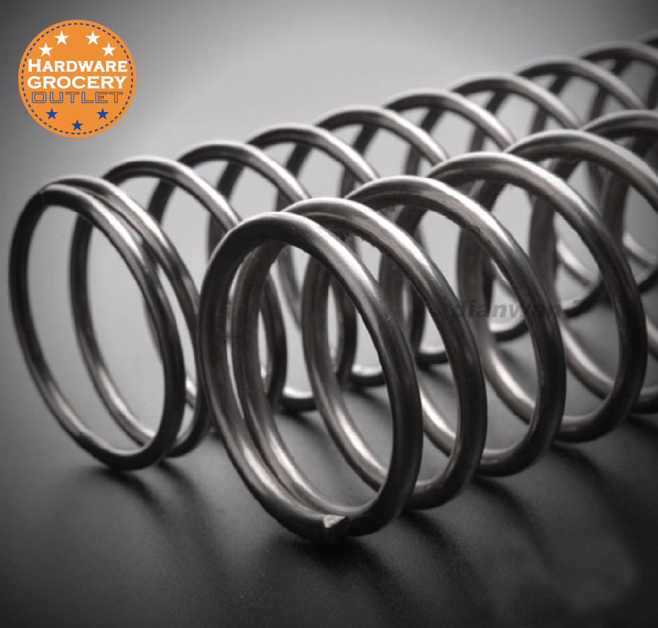 Prime line products Spring. Compressio Springs. stainless steel ...