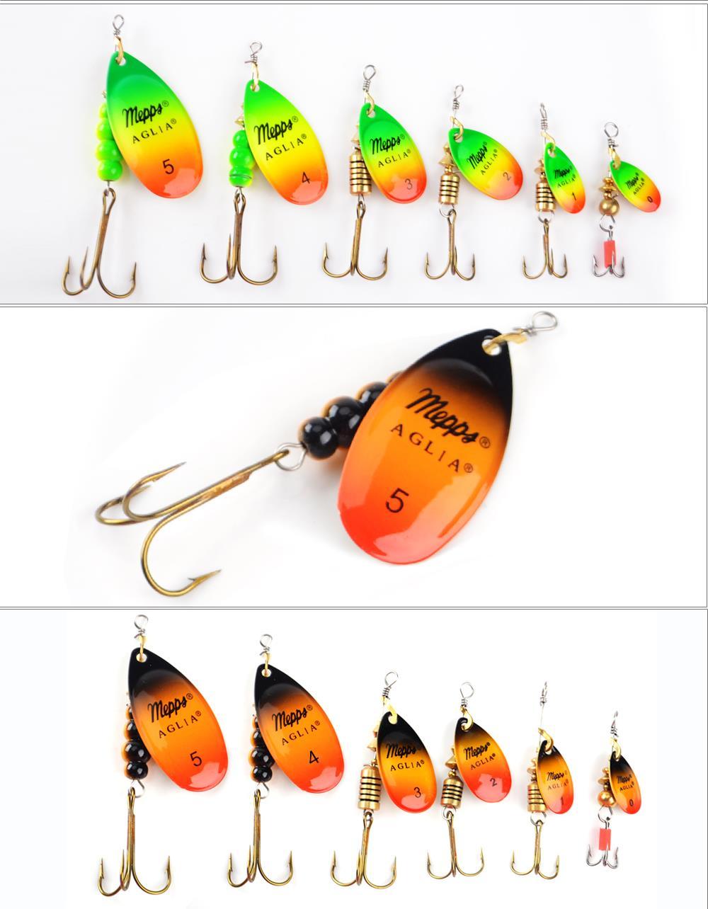 рыболовные тройники цветные