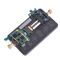 Универсальный держатель печатной платы светильники джиг подставка для iPhone мобильный телефон Samsung SMT ремонт паяльник инструмент переработа...