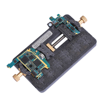 Soporte Universal PCB Accesorios Plantilla Soporte Para el iphone Samsung Teléfono Móvil Herramienta de la Reanudación del Soldador de Reparación SMT