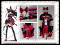 Gate Jieitai Kano Chi nite, Kaku Tatakaeri Rory Mercury Cosplay Costume Tailor made