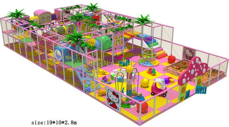 diseo de lujo electrnico zona infantil de juegos cubierta para ir de compras centro comercial