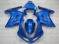 SV650 2003 2013 Fairing Kits SV650 2003 Fairings SV 650 2006 Blue Fairing