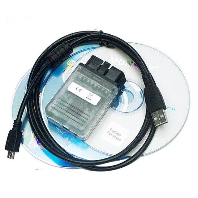 Venta caliente Tactrix Tactrix Openport 2.0 ECU ECU Chip Tuning Chip Tuning Con Flash ECU OBD2 Soporte Protocolos Para TIS coches