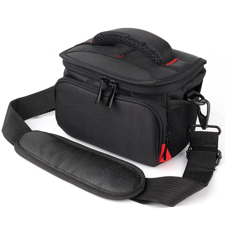 HUWANG Waterproof Camera Bag Case For Panasonic Lumix GX80 GX85 GX9 GX8 GX7 GX1 GF9 GF8 GF7 GF6 GF5 GF3 LX100 LX15 LX10 LX7 LX5
