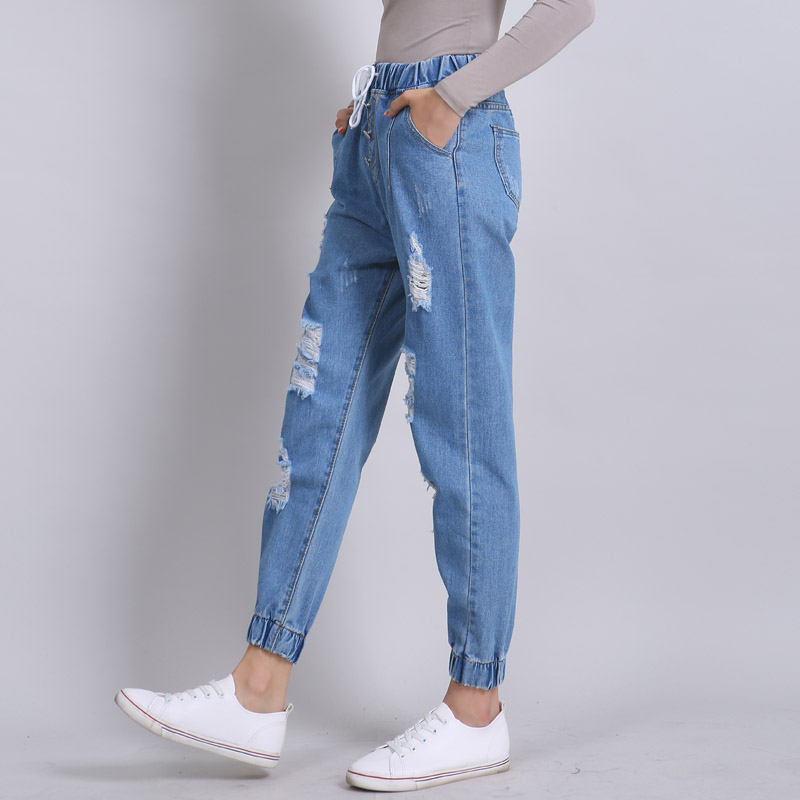 Compare Prices on Ripped Boyfriend Jeans- Online Shopping/Buy Low ...