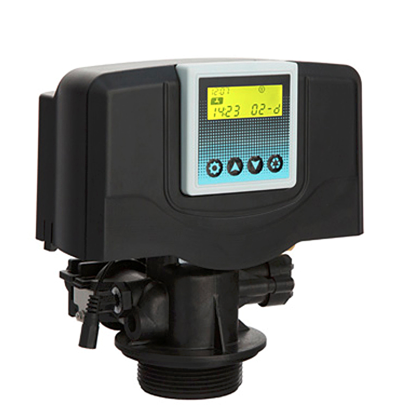 Coronwater Meter Automatic Control Valve for Residential Water Filter RoHS CE E14 STM