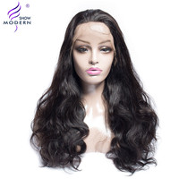 Modern Show Hair Malaysia Body Wave Lace Front Wigs For Black Women Remy Human Hair Wigs with Baby Hair Frontal Lace Body Wigs