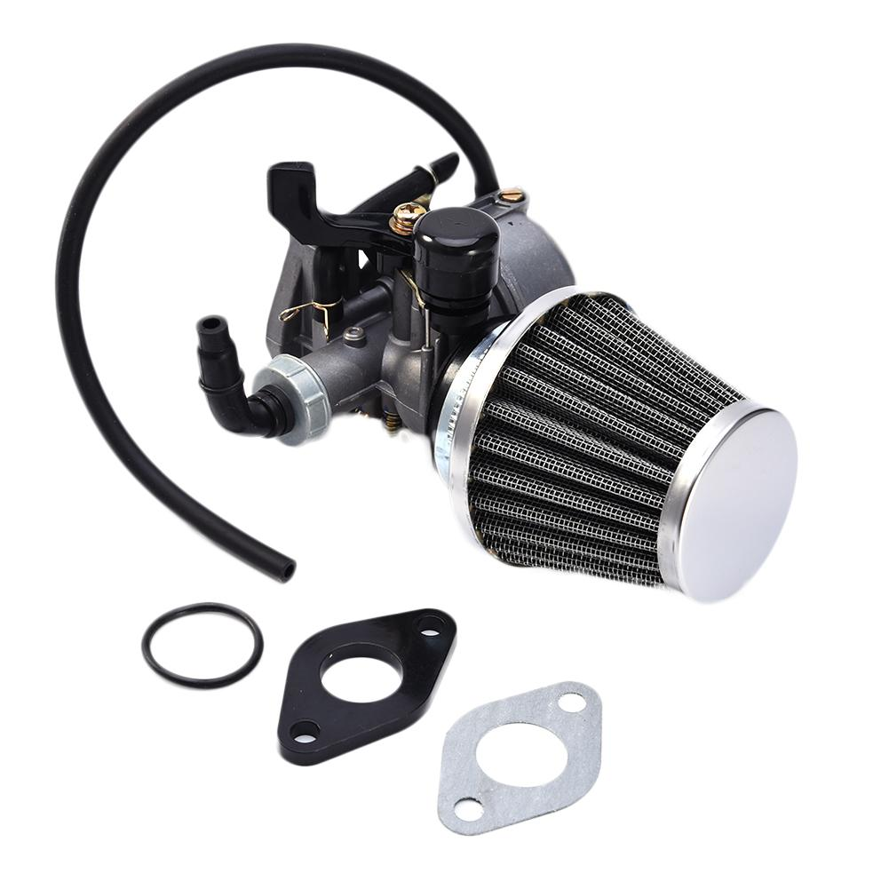 Carburetor Intake-Pipe AIR-FILTER Hand-Choke 125cc Quad Atv 110cc Taotao 19mm for Sunl