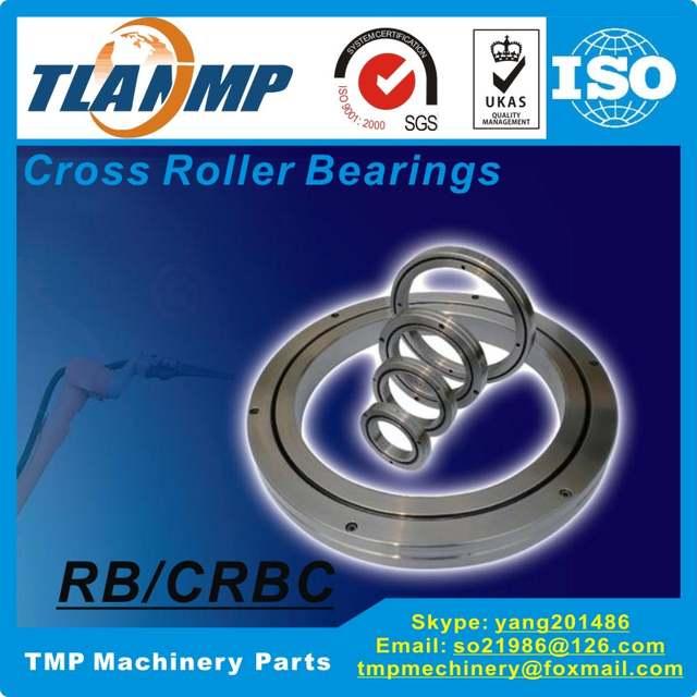 RB5013UUCC0 P5 Crossed Roller Bearings (50x80x13mm) Thin section TLANMP  Robotic arm use Interchange Japanese Bearing