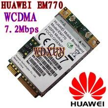 original HUAWEI Mobile EM770 WWAN 3G CARD PCI-E HSPA module WCDMA UNLOCKED EDGE EM770
