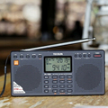 Full Band Digital Tuning FM Stereo AM MW SW Dual speakers Portable Radio world Receiver tecsun PL390