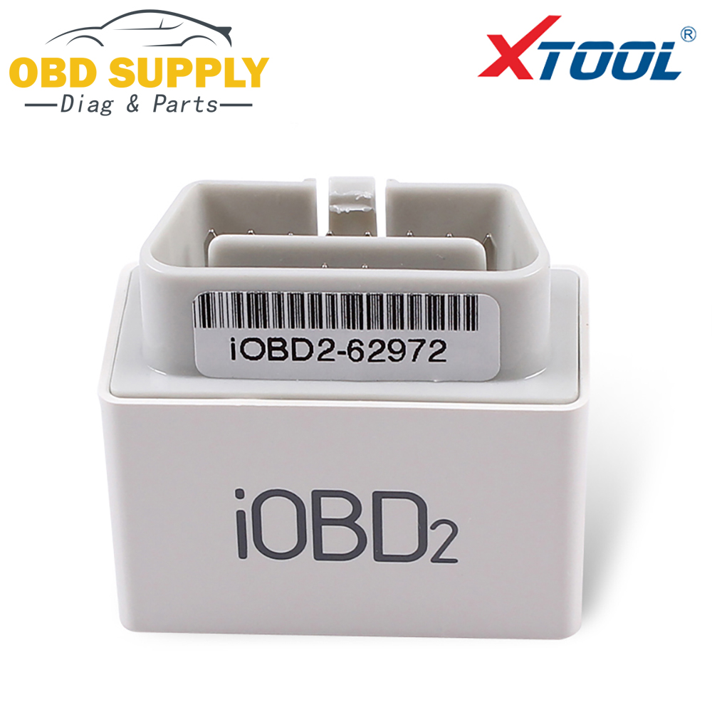 XTOOL iOBD2 Auto Scanner Code Reader For iPhone/Android Vehicle Diagnostic Tool with Bluetooth OBD2/EOBD