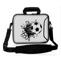 Football Fashion Shoulder Laptop Bags 17 Portable Protector Messenger Computer Bag For Men 16 8 17