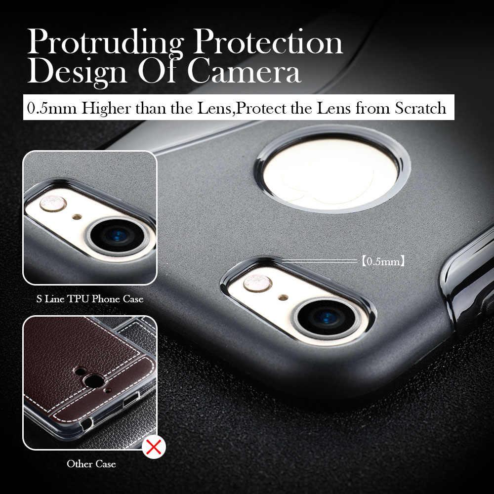 TAOYUNXI Sline TPU Silicon Ốp Điện Thoại Cho Sony Xperia Z1 Nhỏ Gọn Z1 Mini D5503 M51W 4.3 ''Z1Mini Có Điện Thoại phụ kiện Vỏ