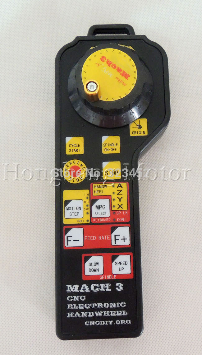 MACH3 CNC USB Electronic Handwheel Manual Controller MODBUS MPG(with  linking caple) special offer japan sumtak brand electronic handwheel sentaike fanuc system with electronic handwheel big promotion
