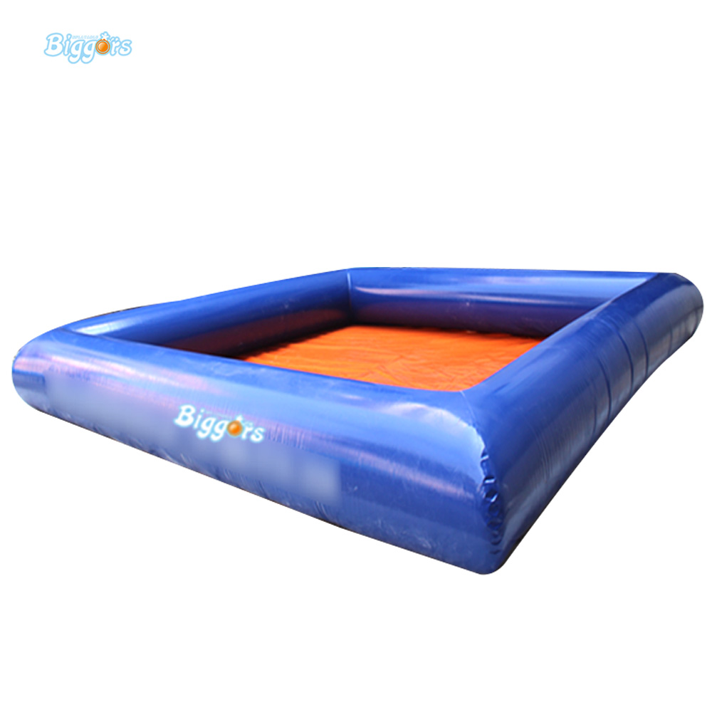 Factory Price Commercial Grade PVC Inflatable Water Pool For Water Game Use