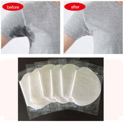 20/30/50Pcs Disposable Underarm Sweat Pads for Clothing Anti Sweat Stickers Summer Deodorant Underarm Gaskets from Sweat Pads