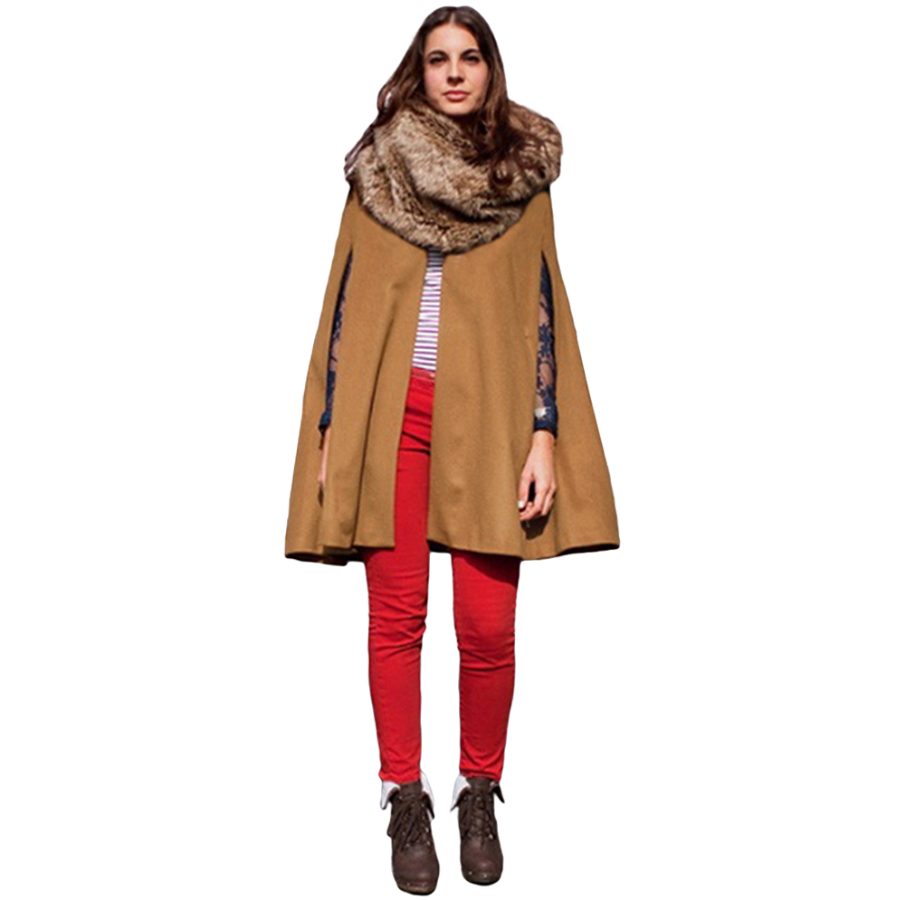 Online Get Cheap Winter Capes -Aliexpress.com   Alibaba Group