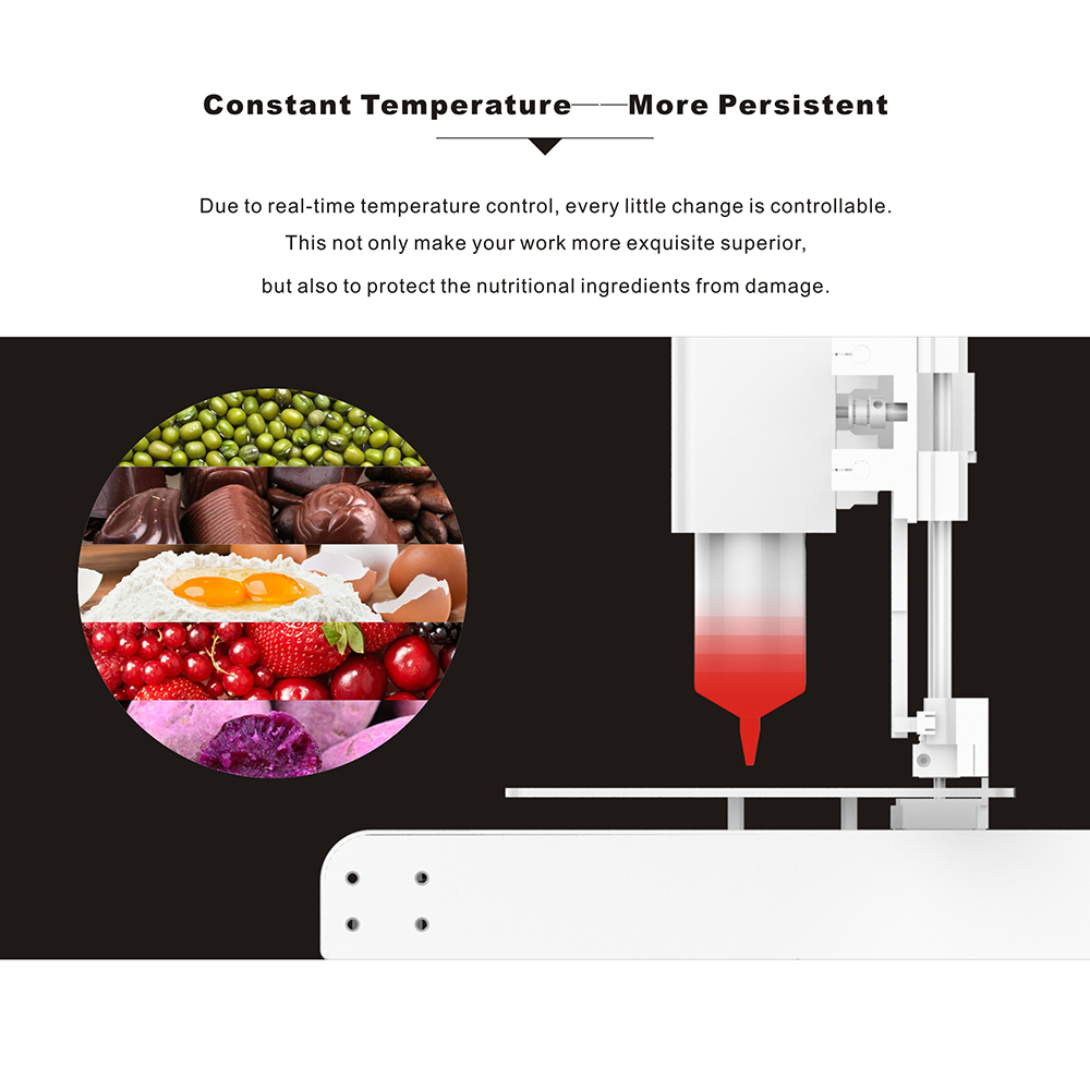 Foodbot S2 Multi Ingredient Food 3D Printer