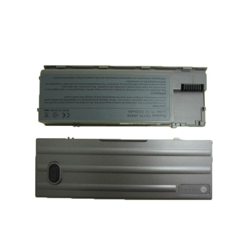 Аккумулятор для ноутбука HSW Для Dell D620 - Аксессуары для ноутбуков - Фотография 2