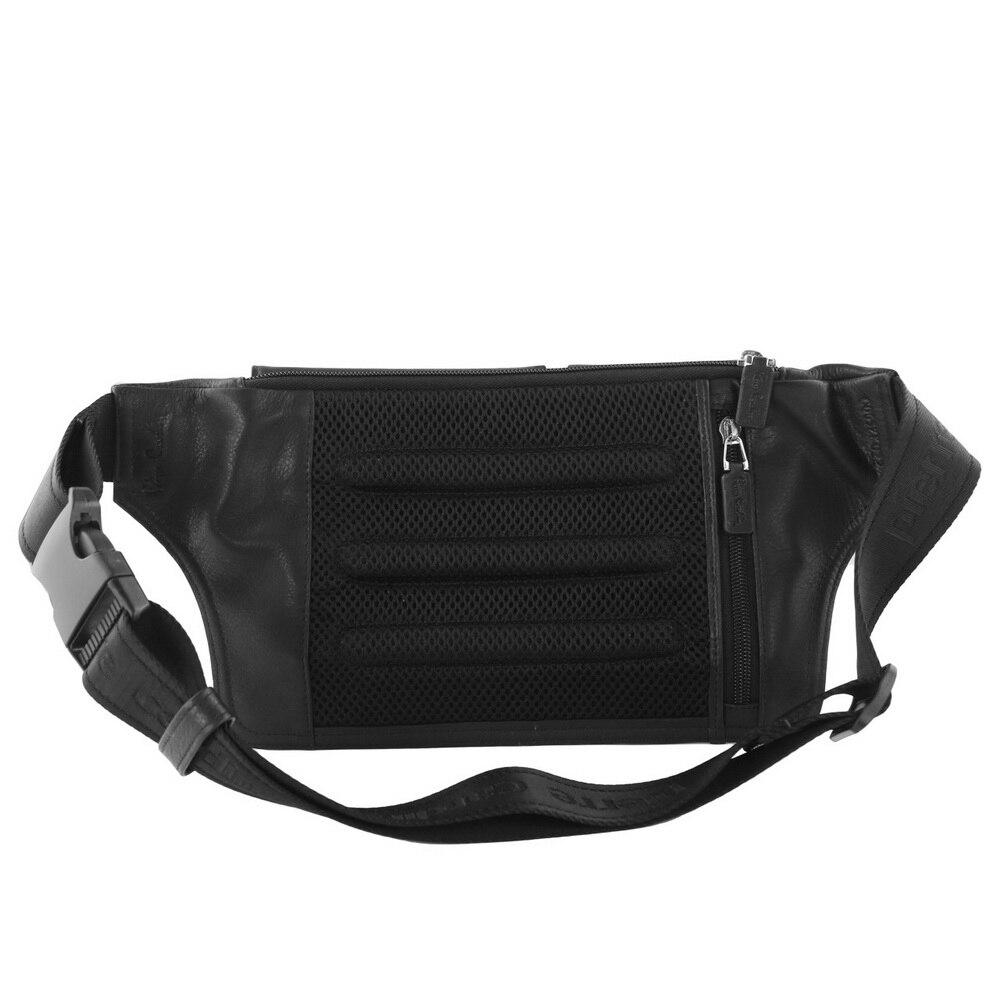 Pierre Cardin en cuir véritable multi-fonction ceinture Clip pochette pour One Plus Oneplus 3 3 T 5 6 téléphones mobiles sacs téléphones étuis couverture