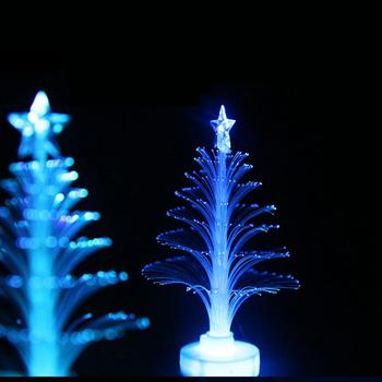 1PC Christmas Xmas Tree Color Changing LED Light Lamp Home Christmas Xmas Tree Color Changing LED Light Lamp Home Decoration 8. 1