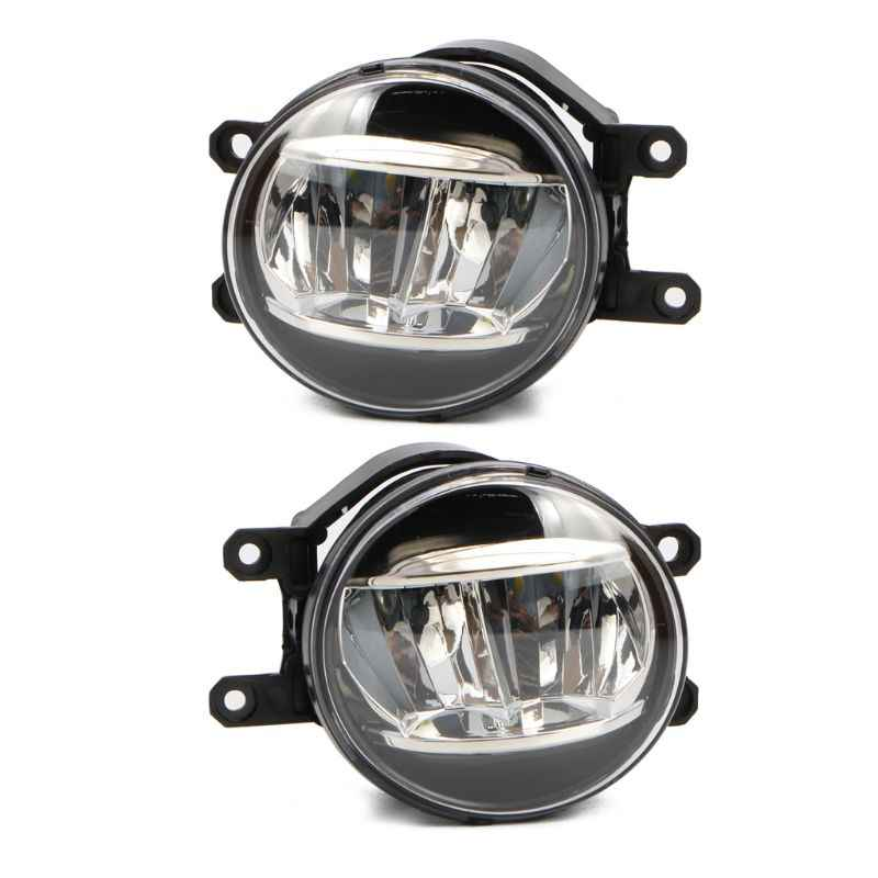 H11 Car Driving Front LED Fog Light For Toyota Camry SE XSE 2019 / Corolla 2017