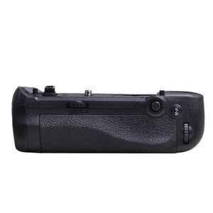 Image 2 - PowerTrust Verticale MB D18 Battery Grip Houder voor Nikon D850 DSLR Camera S Werken met EN EL15a EN EL15 of 8X AA Batterij